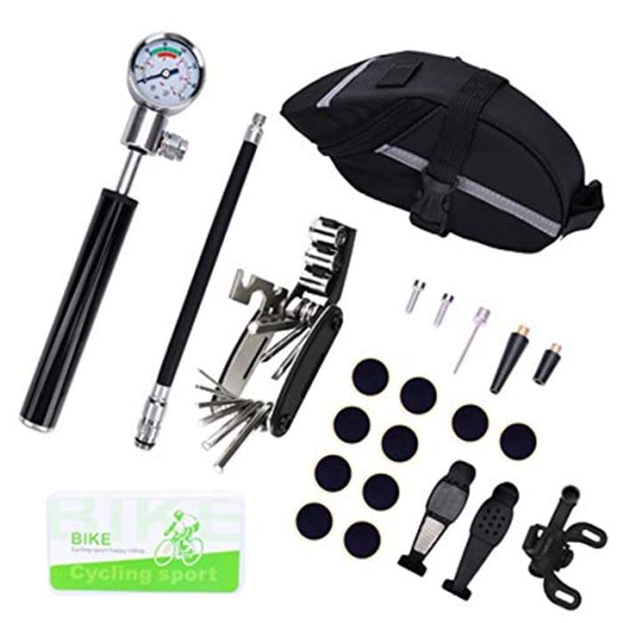 **Stack deal**Bike Tyre repair Kit (Lightning Deal & Voucher)