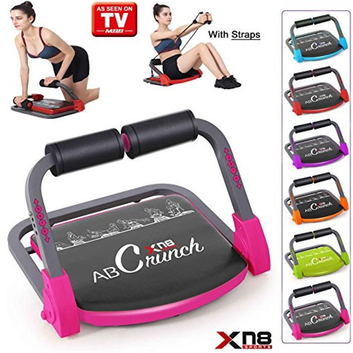 Xn8 ABS Core Smart Body Exercise Machine Fitness
