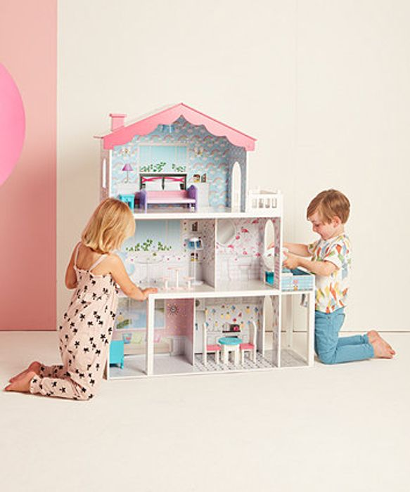 Sparkly Dolls House