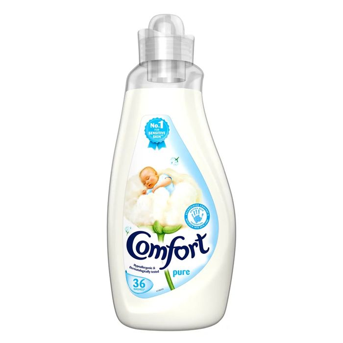 Comfort Fabric Conditioner Pure 1.26L 36 Washes £2 at Wilko