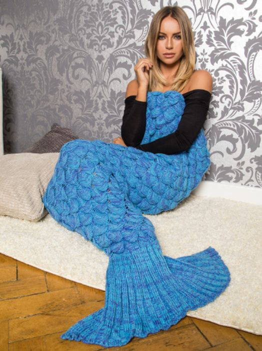 50% off Mermaid Blankets