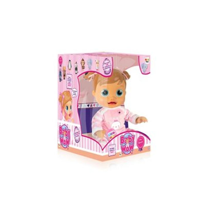 Debenhams Emma Interacrive Doll Half Price