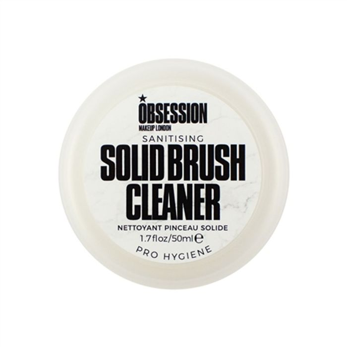 Obsession Marble Solid Brush Cleaner