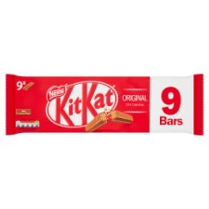 KIT KAT - Better than Half Price!