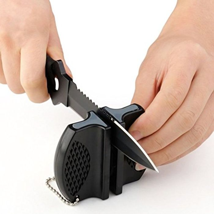 Kitchen Tungsten Steel Knife Sharpener