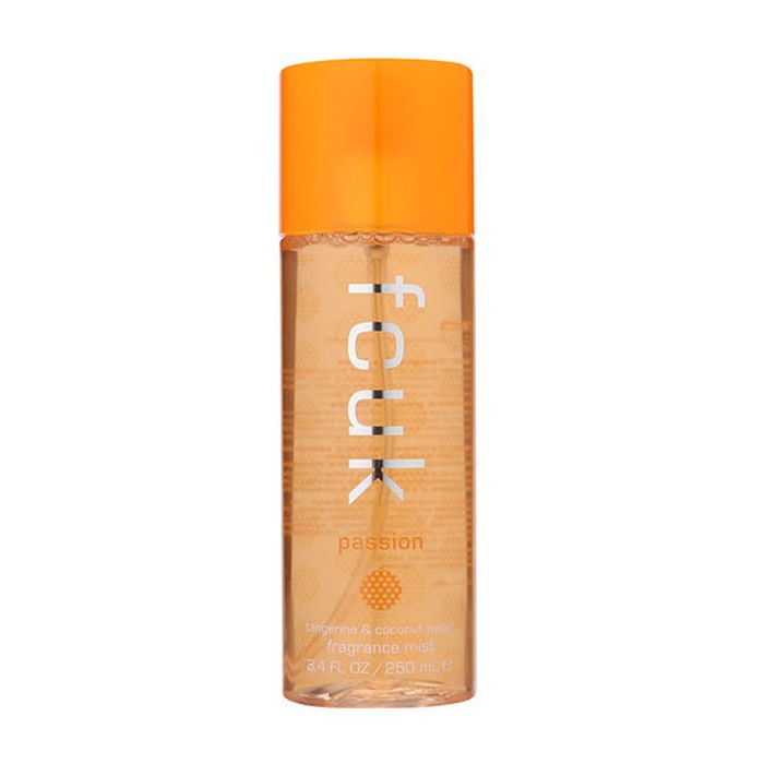 FCUK Passion Tangerine & Coconut Water Fragrance Mist 250ml