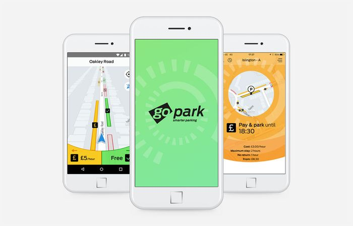 Find Free Parking in London - Download of App Required
