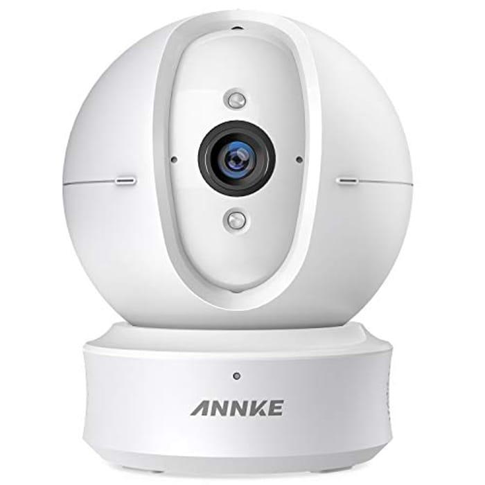 *GLITCH*ANNKE IP Camera 1080P HD Indoor Wireless Works with Google/alexa