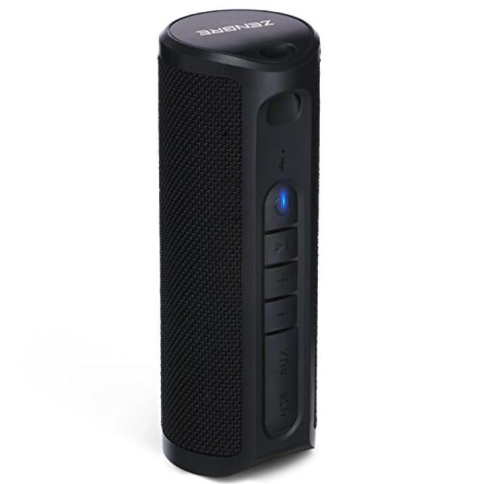 ZENBRE Bluetooth Speakers, Z4 True Wireless Stereo Waterproof
