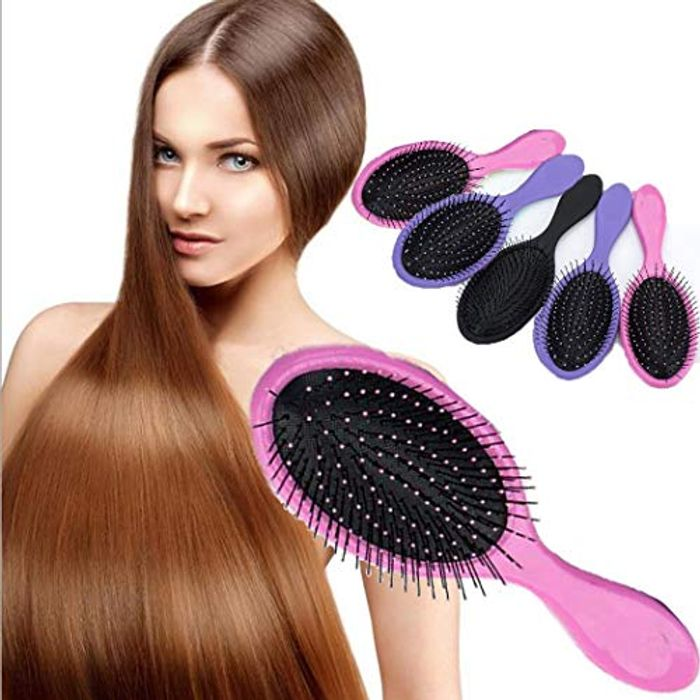 Hair Comb Detangling Massage Hair Brush & FREE DELIVERY for NON PRIME MEMEBERS