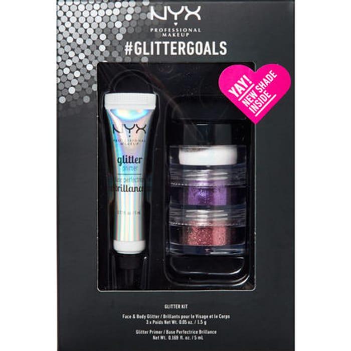 Nyx Glitter Set!