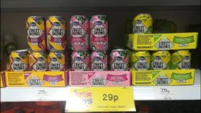 Rubicon Street Drinks (Still) - 330ml Cans