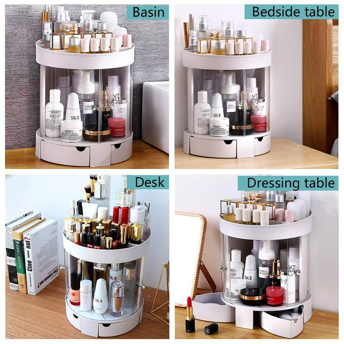 51% off 3 Tier Cosmetics Makeup Organizer