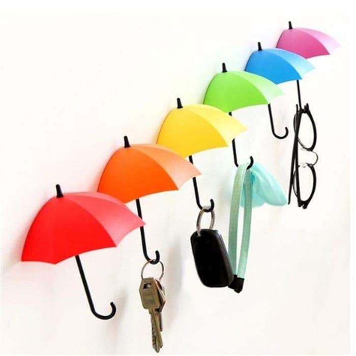 3x Umbrella Hooks - Loads of Uses!!!