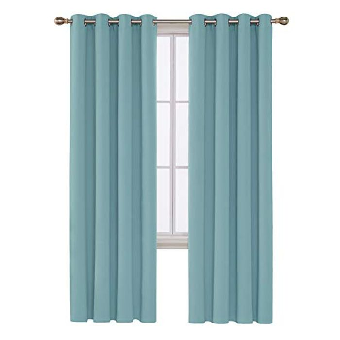 Thermal Insulated Eyelet Blackout Curtains -Many Colours/sizes FREE Delivery!