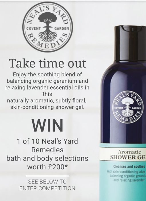 Neal's Yard Remedies Bath and Body Collection
