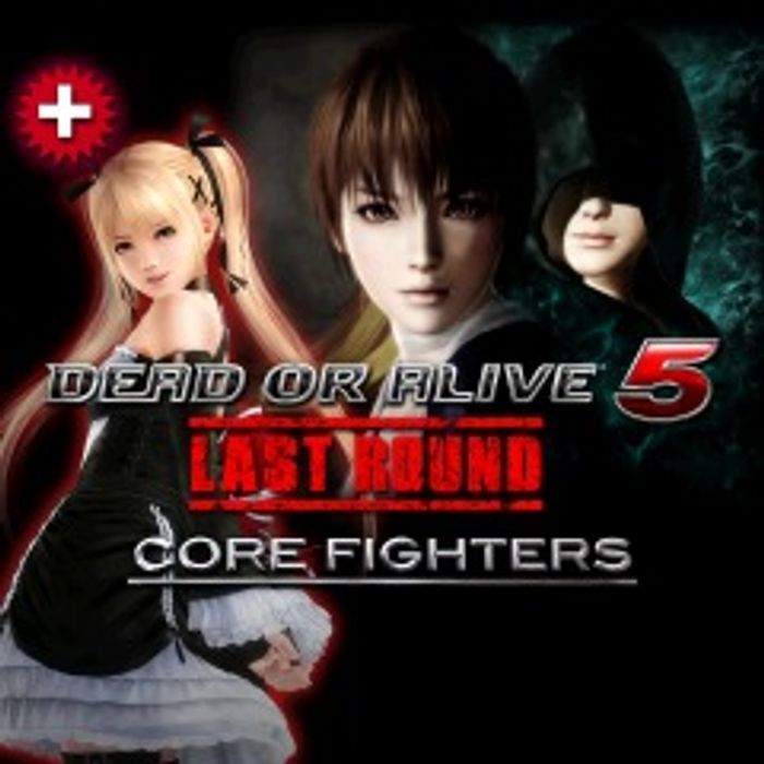 DOA5LR: Core Fighters + Marie Rose