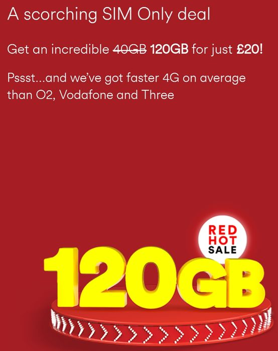 Virgin Mobile Sim Only Flash Sale