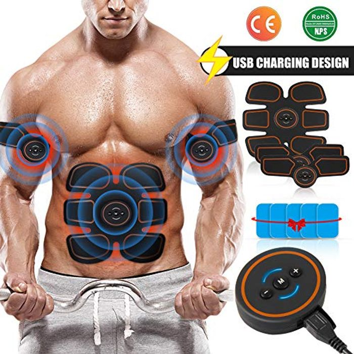 50% off EMS Abs Trainer