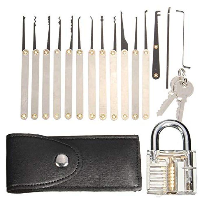 Stack Deal* Lock Picking Set