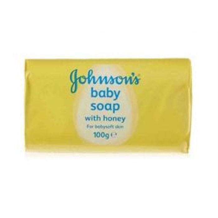 JOHNSON BABY SOAP 4 X 100G **FREE SAMPLES with EVERY ORDER ***