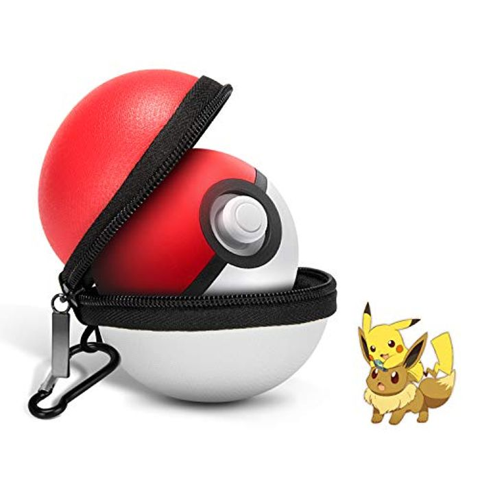 Pokemon Pokeball Carry Case