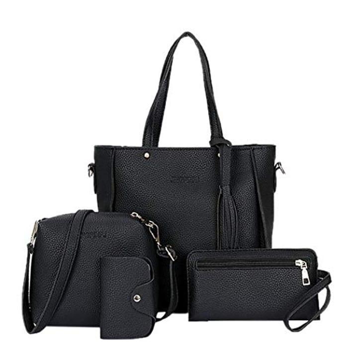 4 Pcs Bag Set