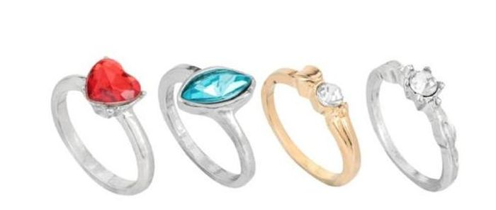 Engagemen Ring for a Pound Wow