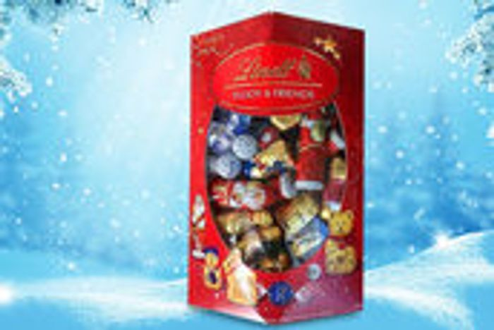 Lindt Teddy & Friends 400g Family Pack