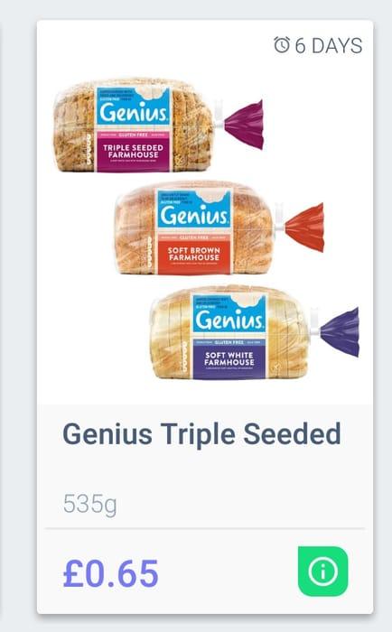 Genius Triple Seeded