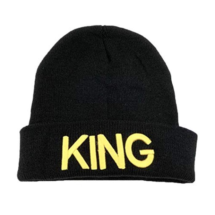 King/Queen Beanie Hat - 69% Off!