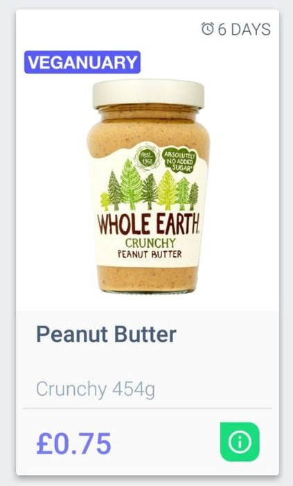 Peanut Butter for Vegans