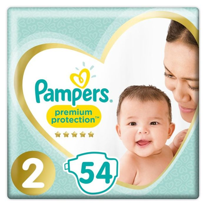 Pampers Packs Nappies / Wipes Mix and Match 3 for £12 - HALF PRICE