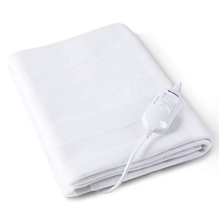 Electric Blanket Heated Mattress Pad