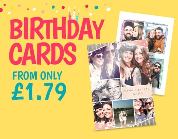 40% off Card Orders for New Customers