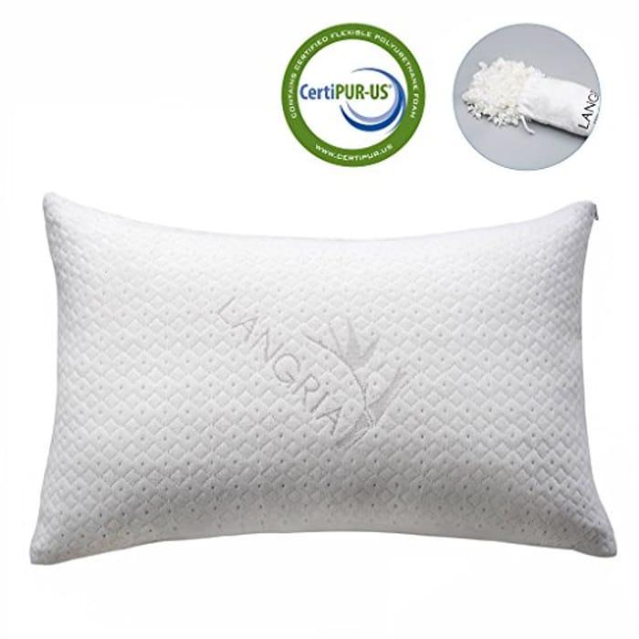 Neck Memory Foam Pillow