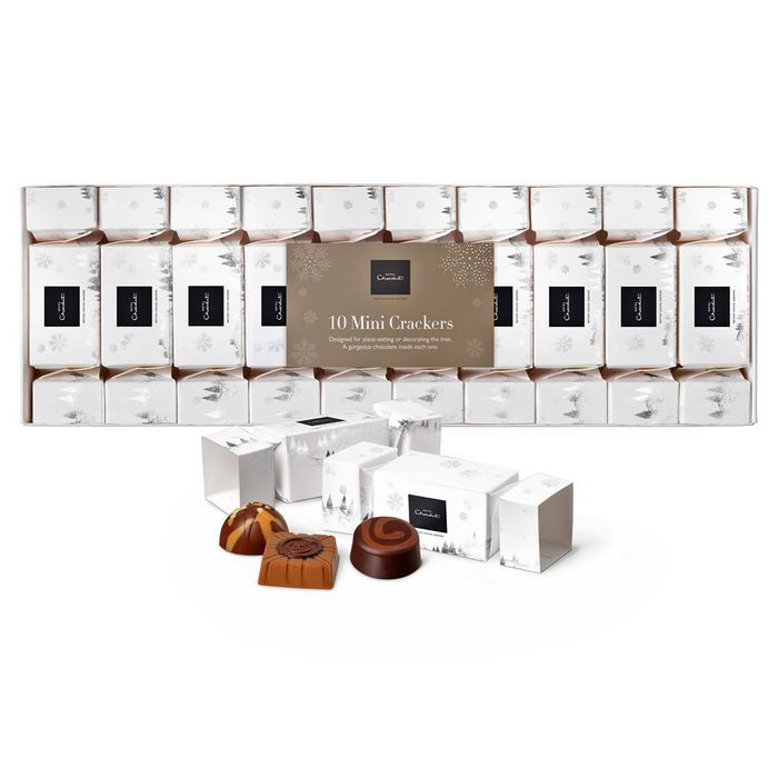 Mini Hotel Chocolat Christmas Crackers - SAVE 70%