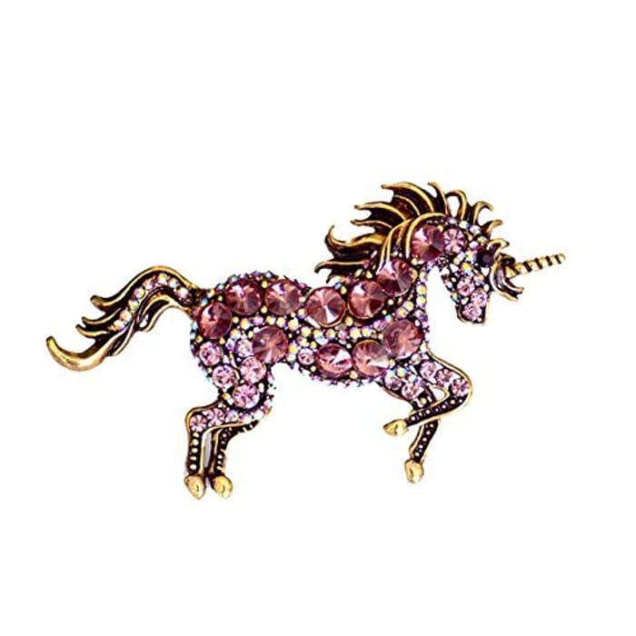 Unicorn Corsage