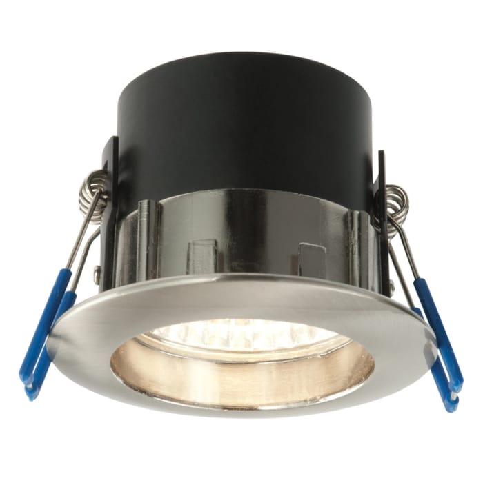 LED Downlight Brushed Chrome *SAVE 84%*