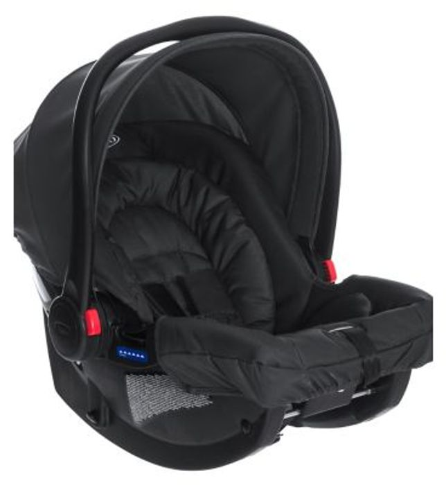 Graco Snugride I-Size Black Car Seat