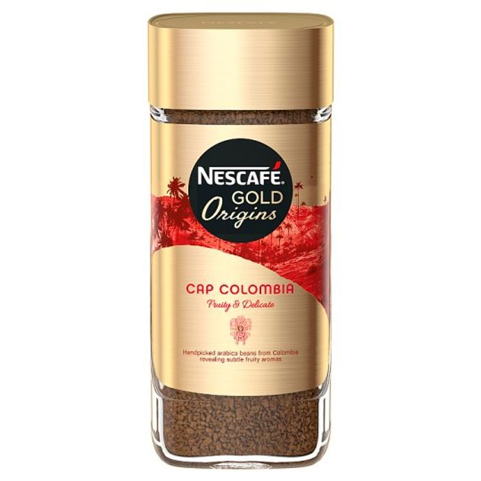 Nescafe Cap Colombia Instant Coffee 100g 224 At Tesco