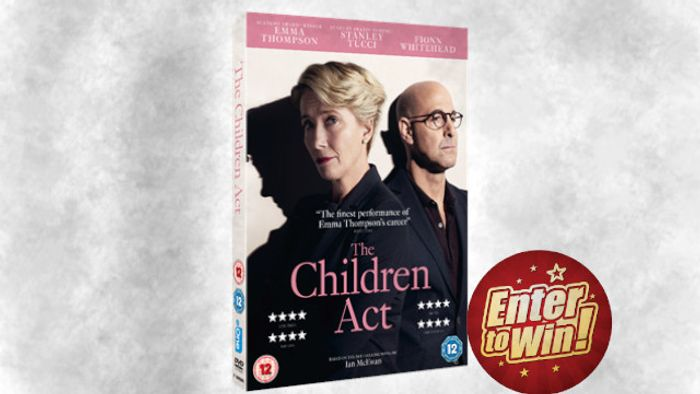 Win the Children Act on DVD with Justcompetitions