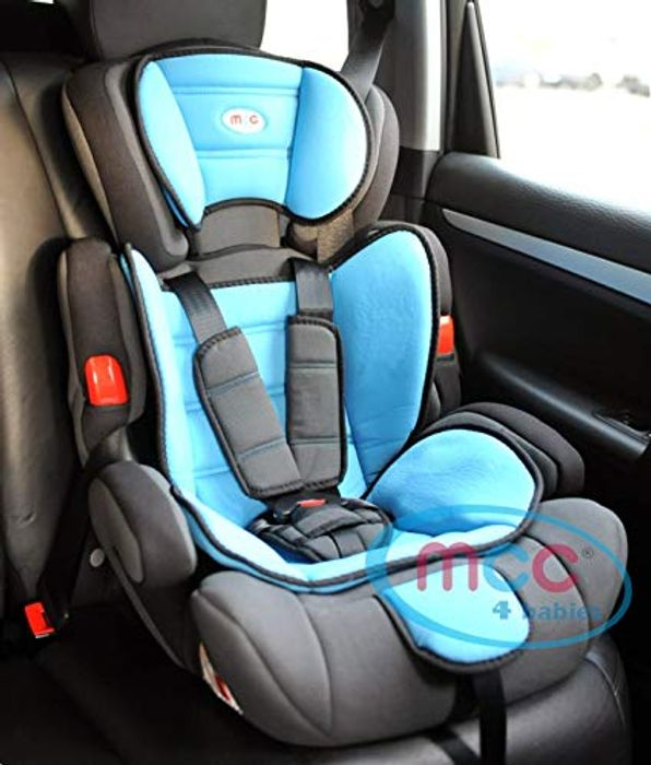 905eeb86c7d4 Mcc 3in1 Convertible Baby Child Car Safety Booster Seat Group 1/2/3 ...