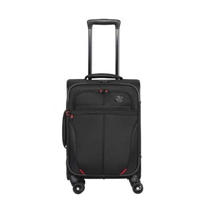 Hong Kong Black 21 Inch Suitcase HALF PRICE