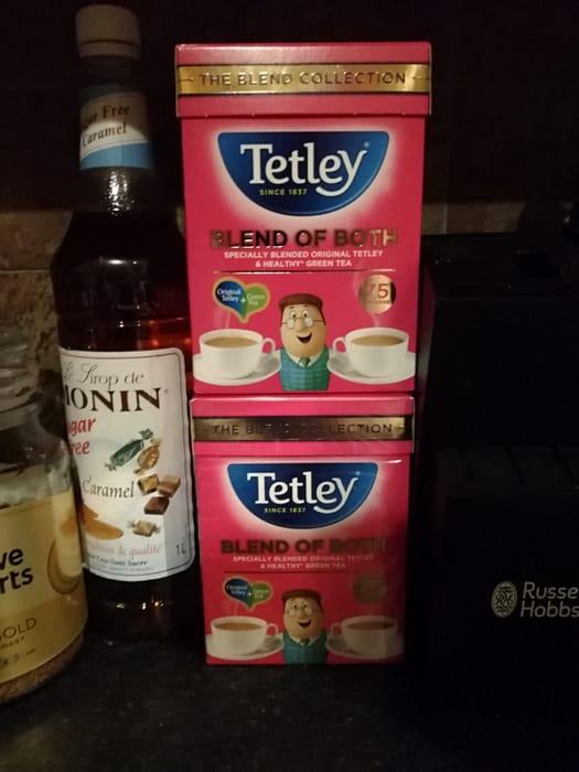 Tetley Blend of Both