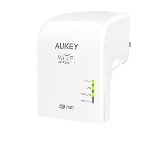 BARGAIN - Wi-Fi Range Extender and Amplifier - Only £3.99!