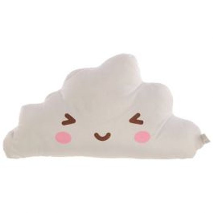 Cute Cloud Cushion - Great for the Nursery