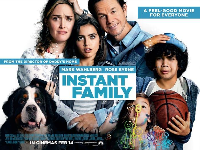 Magic Radio - 2 Free Movie Tickets - Instant Family
