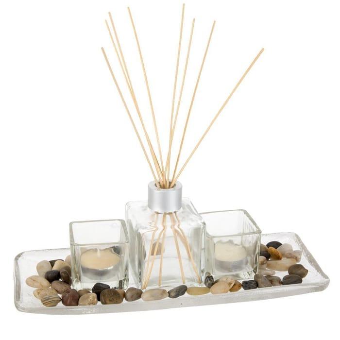 Fragrance Diffuser Set - Tranquillity Rose