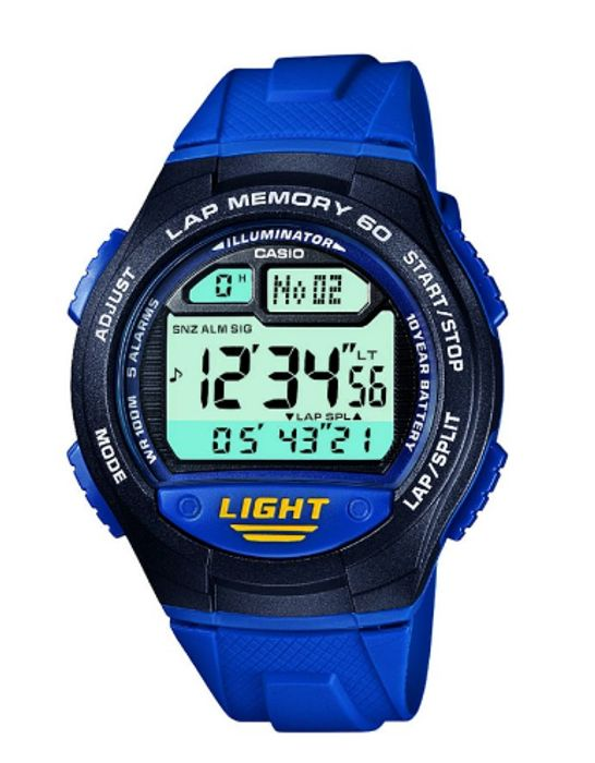 Casio Classic Watch W-734-2AVEF £11.05 Delivered with Code